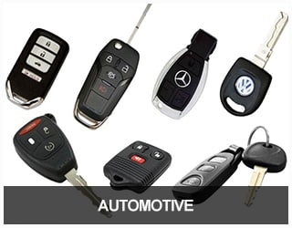 Automotive Key fobs and remotes